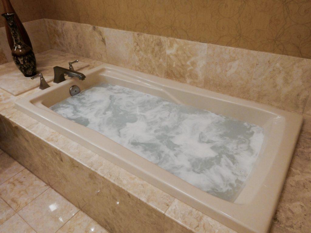 お風呂 湯船