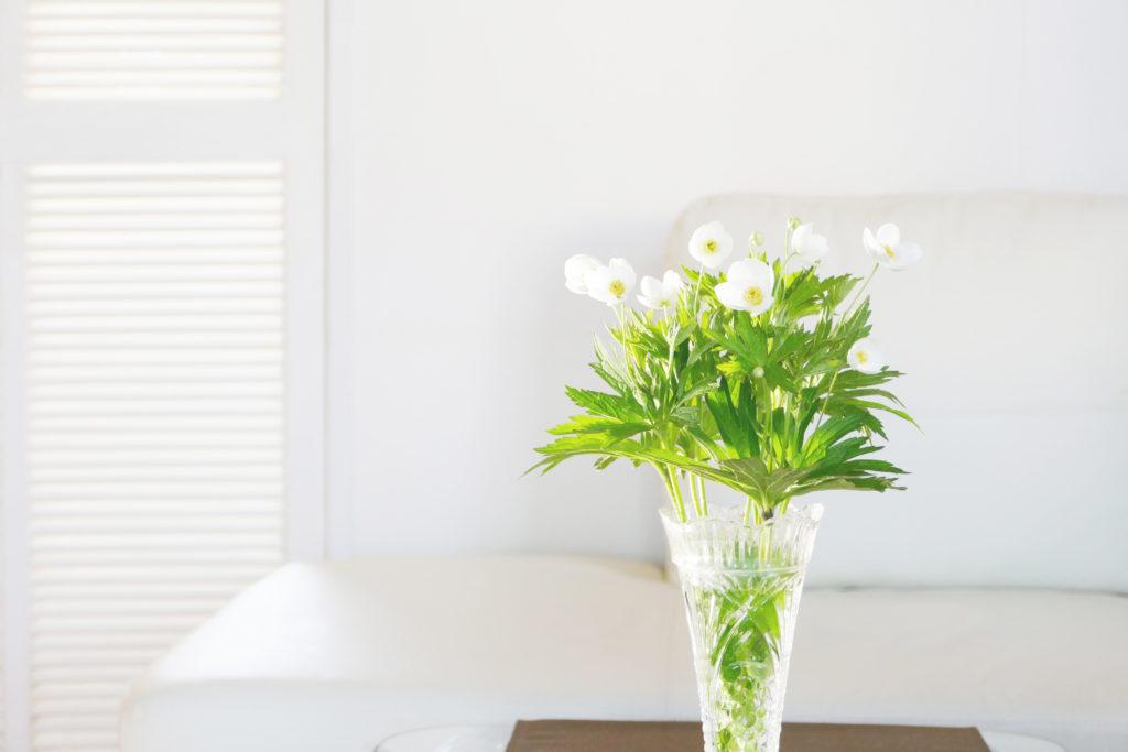 花瓶 お花