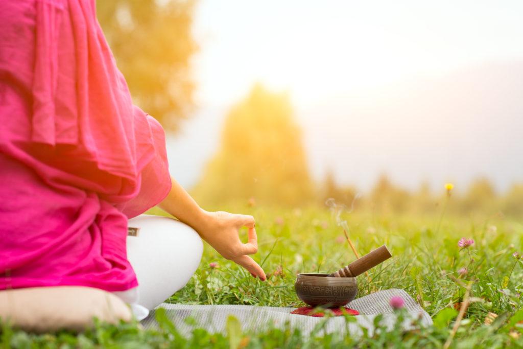 アーユルベーダ瞑想